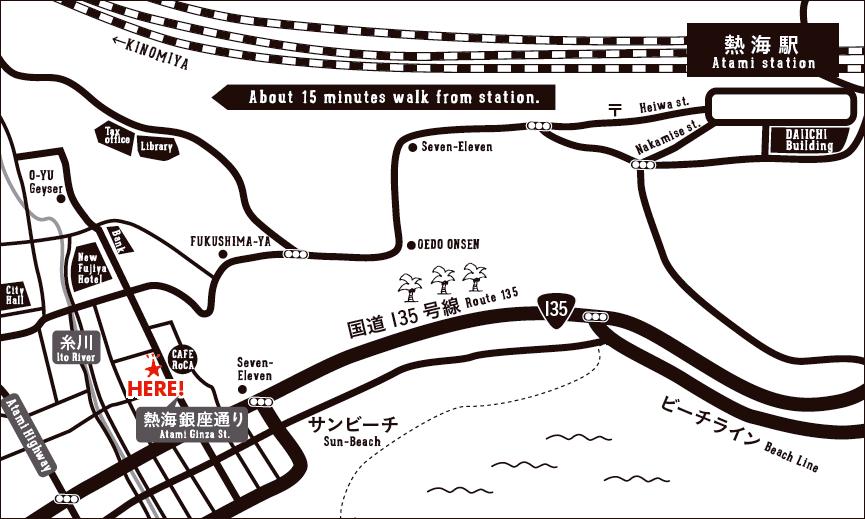MARUYA MAP