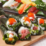 \2月2日グルメの日/手巻き寿司を食べよう