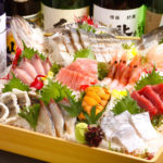 \金曜グルメの日!/宇田水産の美味しい海鮮を食べよう!